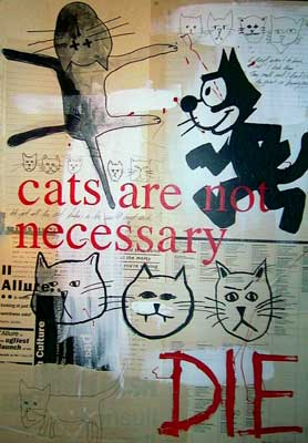 Cats are not Necessary